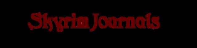 File:Skyrim Journal.png