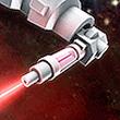 Großer Laser