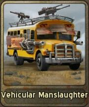 Vehicular Manslaughter
