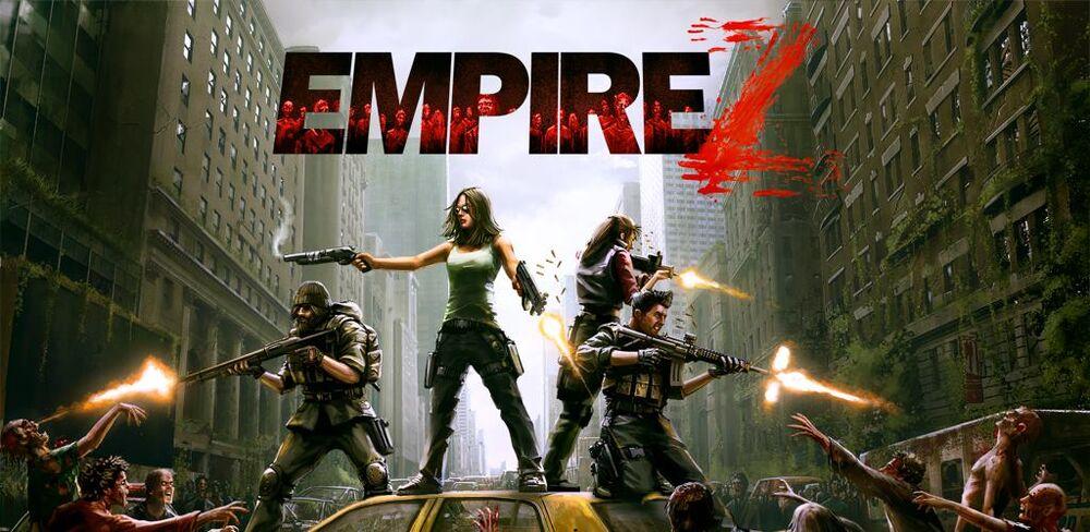Empire Z banner