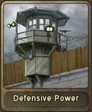 Defense Power