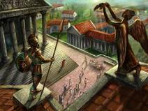 Greek Campaign Background