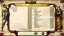 Purchasing upgrades on the Civilization Builder from Advancement and Improvement