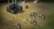 Tank Factory Under Attack