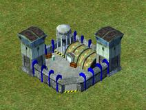 Barracks AAWWI - AAM
