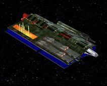 Space Capital Ship