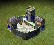 Barracks Middle - Renaissance
