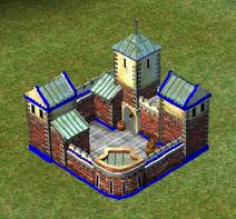 Barracks Imperial - Industrial