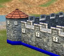 Wall - Medieval