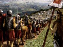 Roman Campaign Background