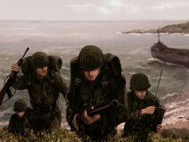 Pacific Campaign Background