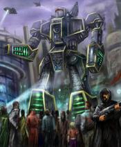 Empire Earth Grigor II Artwork
