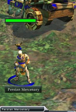 Persian Mercenary