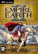 PC empire earth 2 box