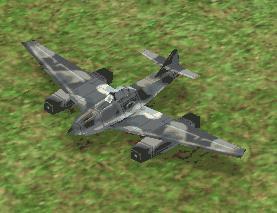 ME262 Fighter Bomber