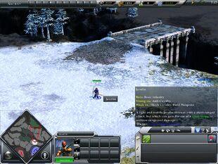 Javelin as seen in-game