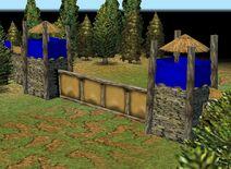Gate - Copper