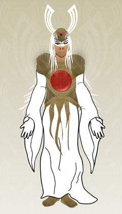 Empyrean Geisha Leader (Costume)