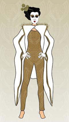 Character Empyrean Geisha