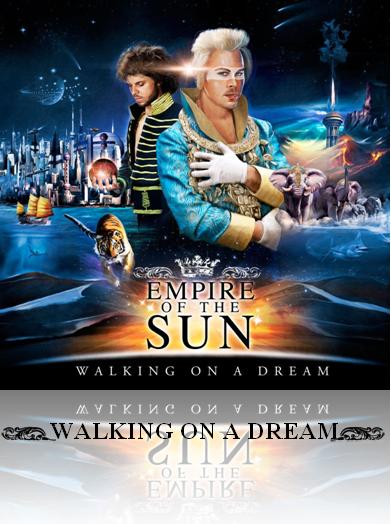Walking on a DreamT