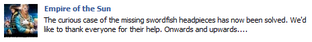 Swordfish Mystery Solved