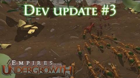 Empires of the Undergrowth Update - Combat