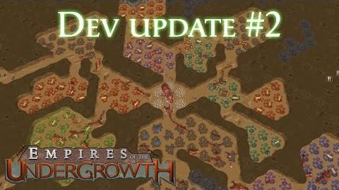 Empires of the Undergrowth Update - The Nest