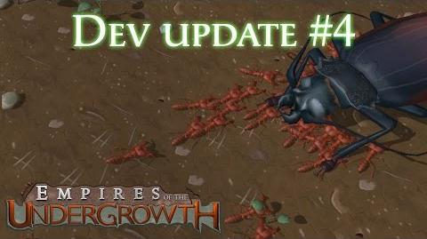 Empires of the Undergrowth Update - Titans