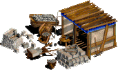 Горнодобывающий поселок