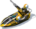 Blazing Piranha K-3 Patrol