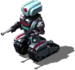 Lightning Anubis Infantry