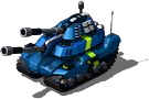 Super Washington T-4 Tank