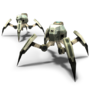 Mobile spiderbot