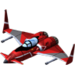 Elite Fledermaus Fighter