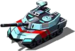 Lightning Vector Tank