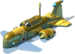 Gold Varun Submarine