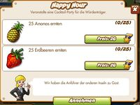 Happy Hour (German Mission text)