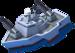 Railgun Battleship
