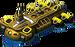 Blazing Oslas Pova Submarine