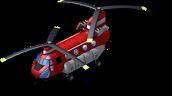Elite Chinook Airship