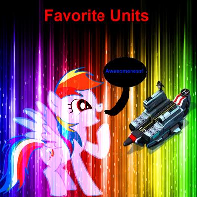 Favorite units photo