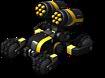 SpecOps Razor Artillery III