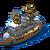 Vintage Battleship