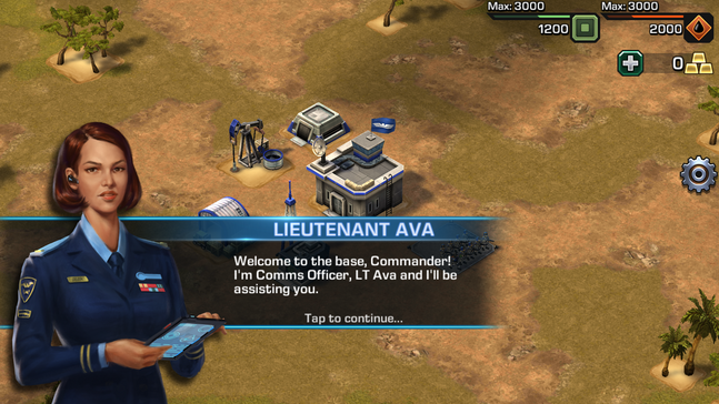 Mobile Tutorial2 LieutenantAva