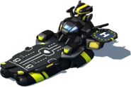 SpecOps Leatherback Carrier