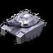 Platinum Crusher Tank