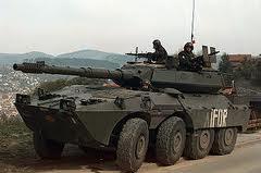 Centauro Artillery