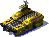Blazing Leviathan Carrier III