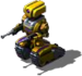 Blazing Anubis Infantry