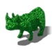 Rhino Topiary